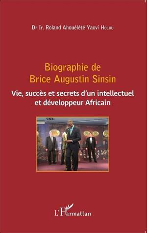 Biography of Brice Sinsin