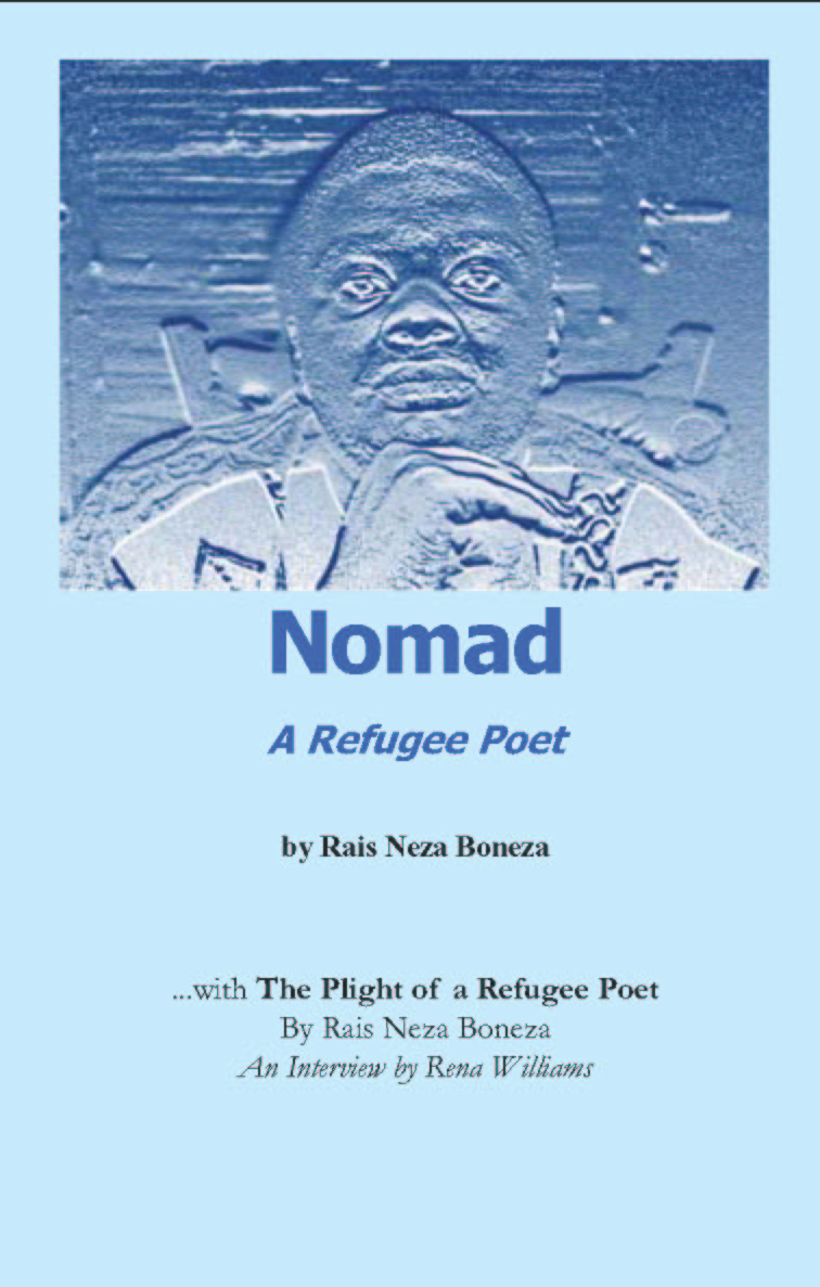 Nomad - Poetry Book by Rais Neza Boneza