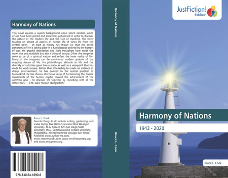 Harmony of Nations, by Bruce L. Cook